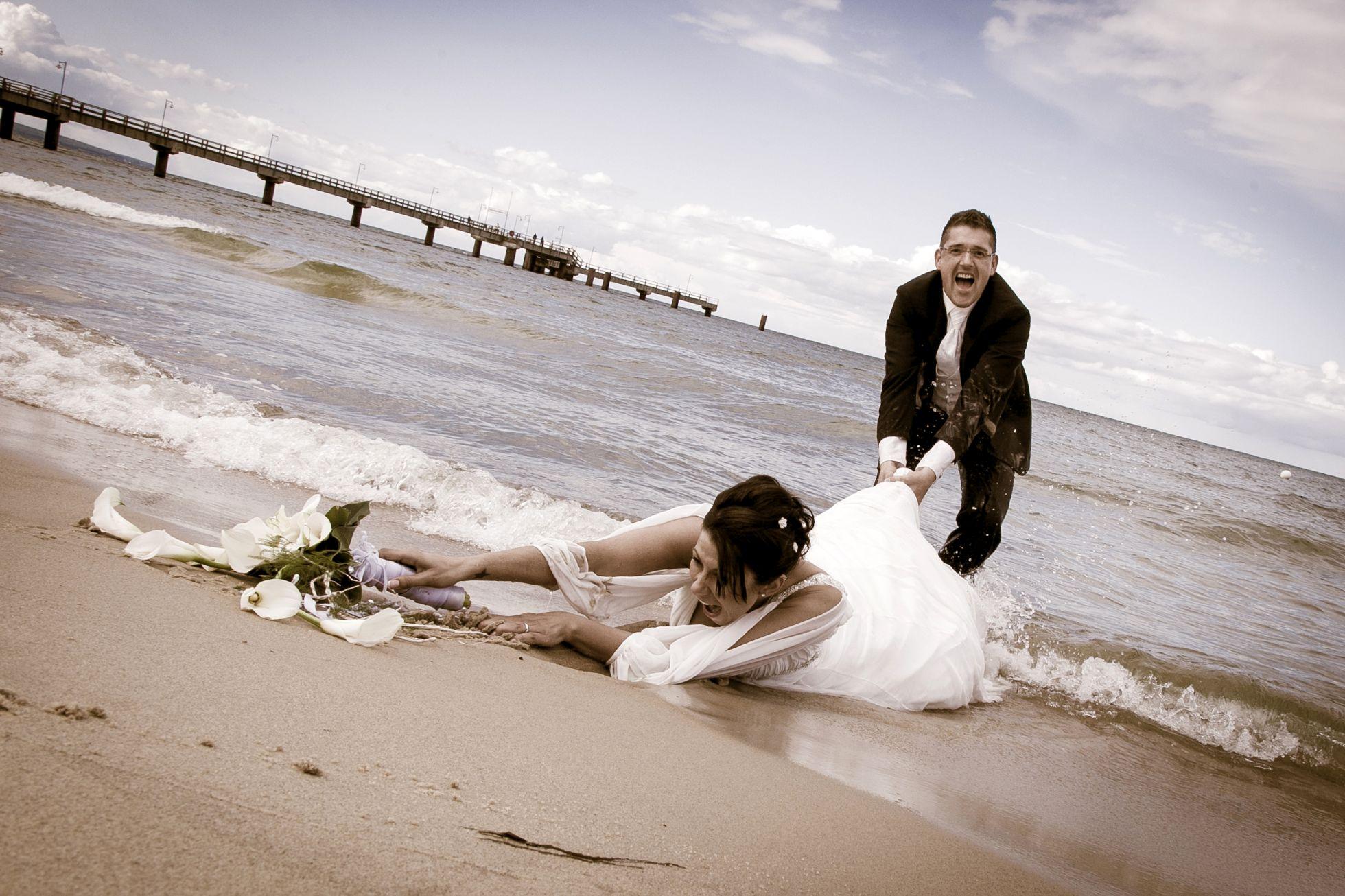 Hochzeit Am Strand Dienstleister Ostseebad Gohren Auf Rugen