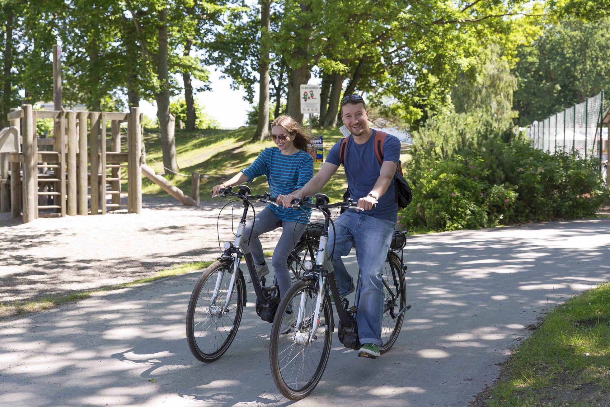 Goehren Radfahren3 Fahrradtouren