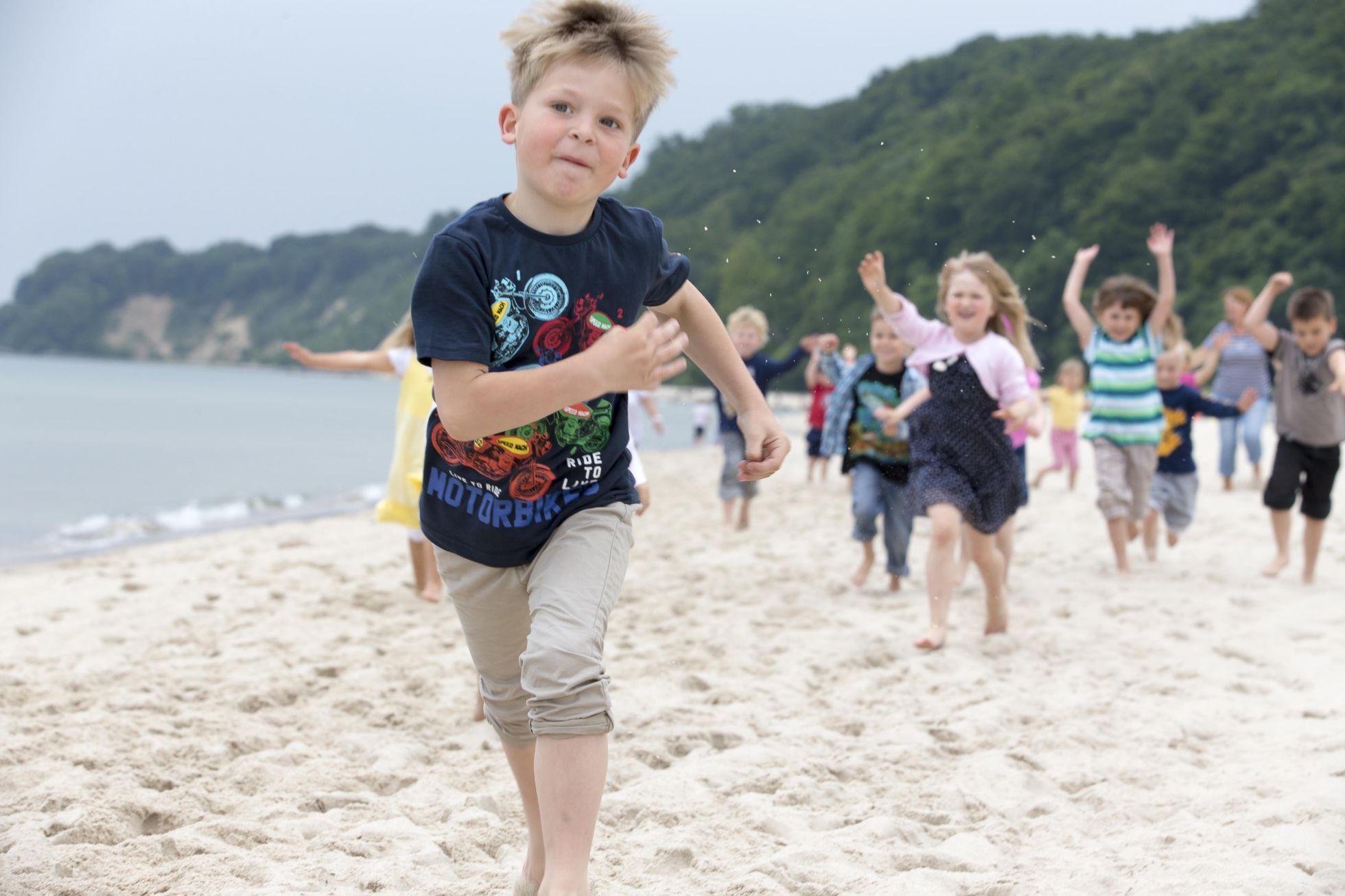 Goehren Strand Kinder2 Strandevents