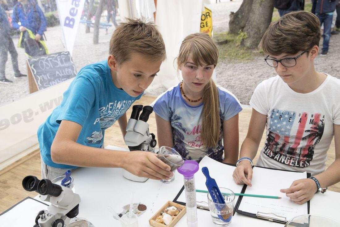 Strandlabor - NaturErlebnisCamp