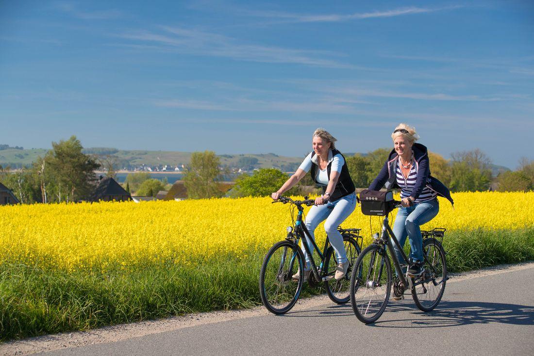 Radtour - Mönchguter Land & Fischerdörfer