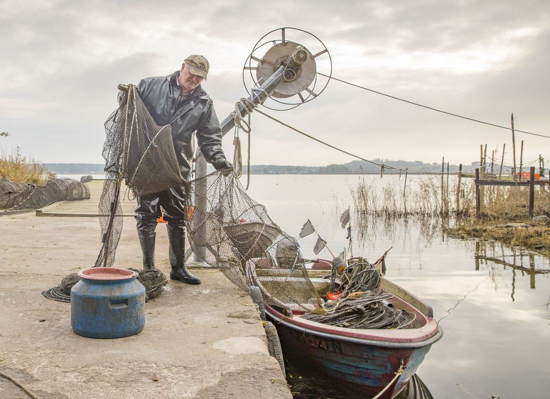 Auf Fischers Spuren